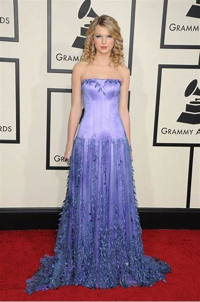 Swift Taylor Grammy Awards 2008 Grammys Outfits