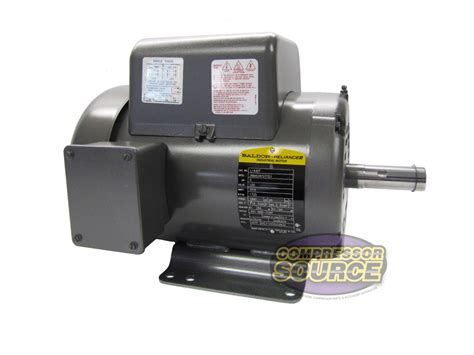 5 Hp Electric Motor by 5 Hp 1 Phase Industrial Baldor Electric Motor 184t Frame
