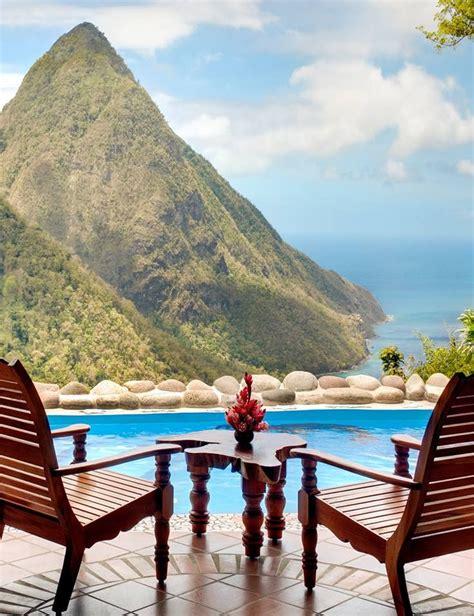 Top World Travel Destinations Ladera Resort St Lucia