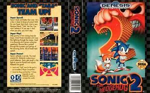 Sega Genesis Sega Mega Drive Sonic The Hedgehog 2