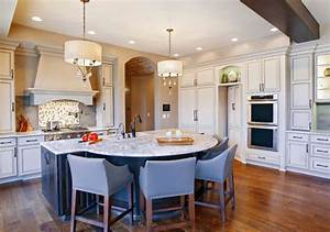 spectacular custom kitchen island ideas 2093