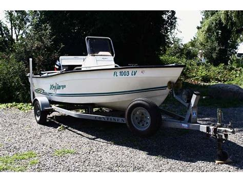 Outboard Motor Repair Key Largo by 2002 Key Largo 160 Powerboat For Sale In Maine