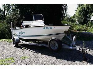 2002 Key Largo 160 Powerboat For Sale In Maine