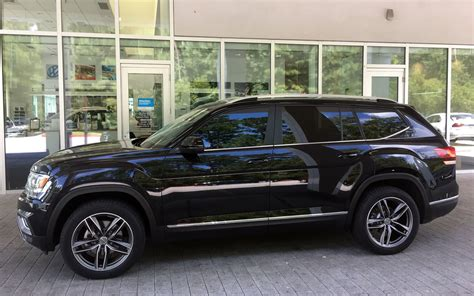 volkswagen atlas white with black rims vwvortex com show me your atlas with different wheels