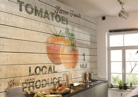 Abwaschbare Tapeten Für Die Küche by Tapete F 252 R K 252 Che Ausw 228 Hlen 20 Ideen F 252 R Wandgestaltung