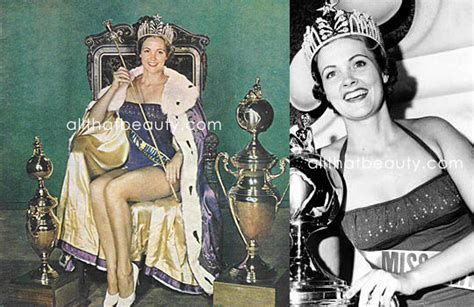 All That Beauty Miss Universe 1950s
