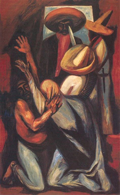 jos 233 clemente orozco s social realist paintings the