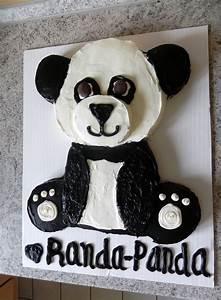 coffeeplanners sunshine panda bear cake for miranda With panda bear cake template
