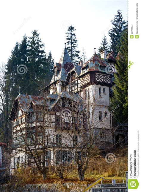 Mittelalterliches Haus Stockbild Bild Von Bauholz, Haus