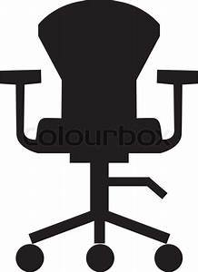Swivel chair icon,furniture icon,office,room | Stock ...