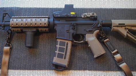 bushmaster  patrolmans carbine review youtube