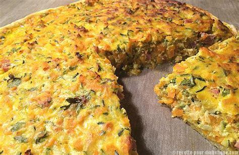 cuisiner de la courge tarte aux courgettes et carottes à la ricotta