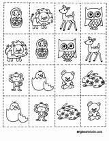 Memory Coloring Games Animales Colorear Memorama Studio Memoramas Pintar Bingo Juegos Angie Vorlage Animal Memoria Match Angies Dibujos Activities Trabajo sketch template