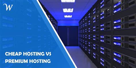 Take a closer look and compare bluehost's web hosting plans and get the best deal today. Cheap Hosting vs. Premium Hosting - WP Newsify