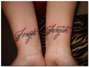 Word Tattoo Designs for Men and Women