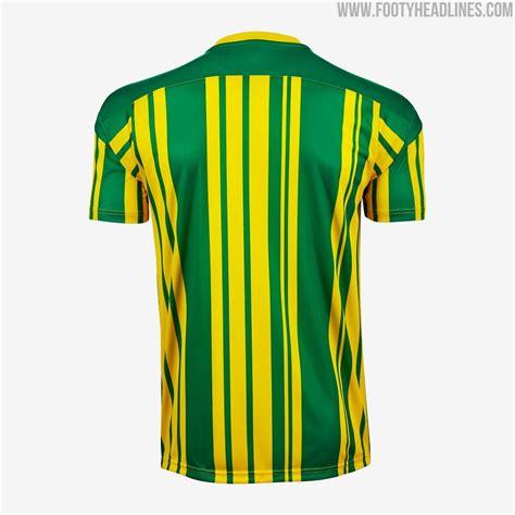 West Bromwich Albion 20-21 Premier League Away Kit ...
