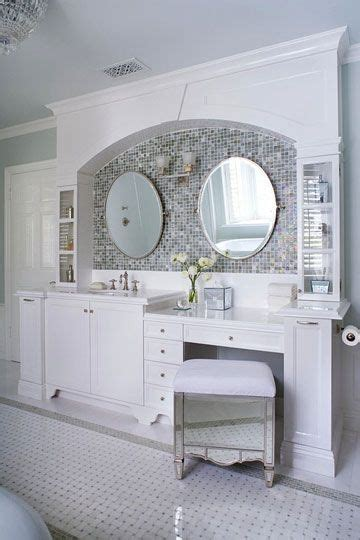 bath makeover tour bath suite with old hollywood glamour