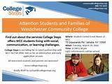 Westchester community college teen summer programs