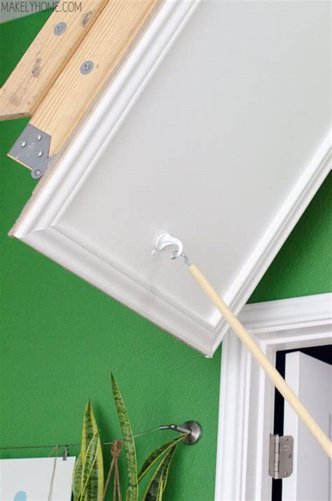 replace attic cord  hook  pull awesome