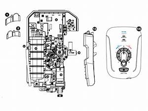 Triton Safeguard Plus Electric Shower Shower Spares And Parts