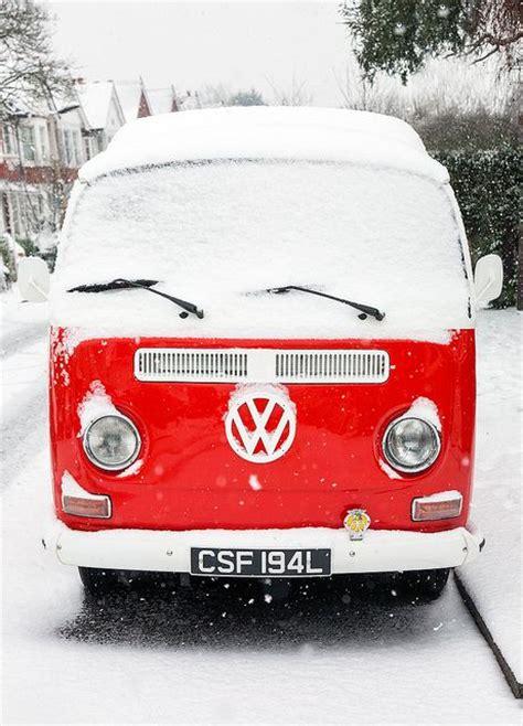 volkswagen winter 88 best have a happy kombi christmas images on pinterest