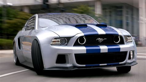 The Need For Speed Ford Mustang