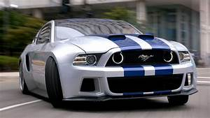 The Need For Speed Ford Mustang - Photo Gallery
