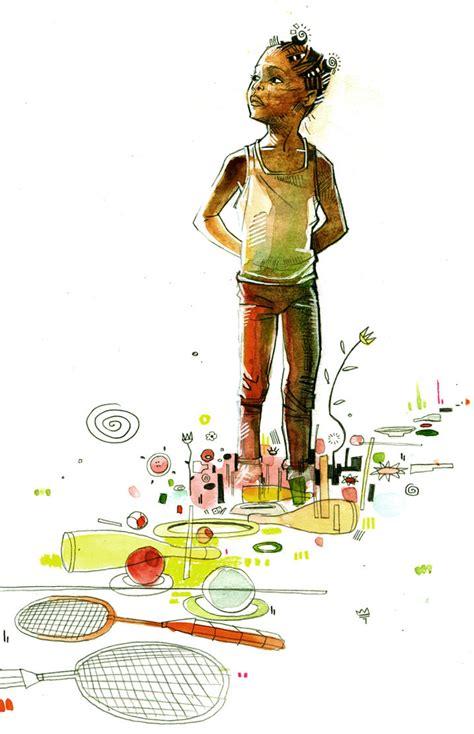 joyful illustrations  nzinzi fabrice
