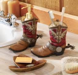 western themed bathroom ideas western theme bathroom decor pair of cowboy boots hat