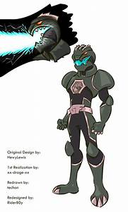 Godzilla Ranger by RiderB0y on DeviantArt