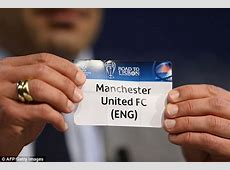 Manchester United face Bayern Munich as Chelsea draw PSG
