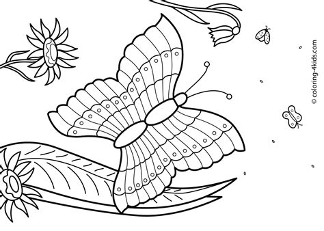 summer season coloring pages part   printables