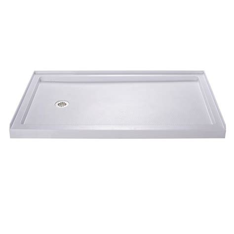 Shower Base 54 X 36 - shower bases pans showers the home depot