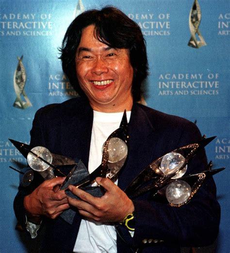 Shigeru Miyamoto | UnAnything Wiki | FANDOM powered by Wikia