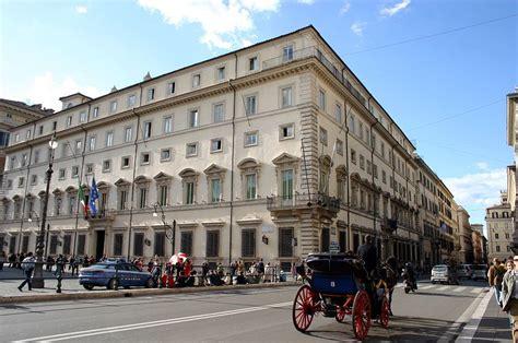 Presidenza Consiglio Dei Ministri Roma by Palacio Chigi Turismo Org