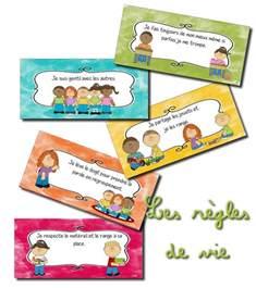 Règles De Vie Maternelle by La Maternelle De Laur 232 Ne R 232 Gles De Vie Illustr 233 Es