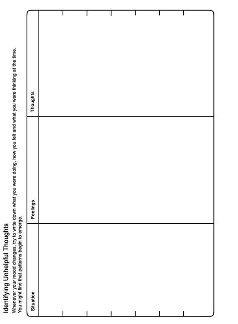 ptsd  worksheets  information