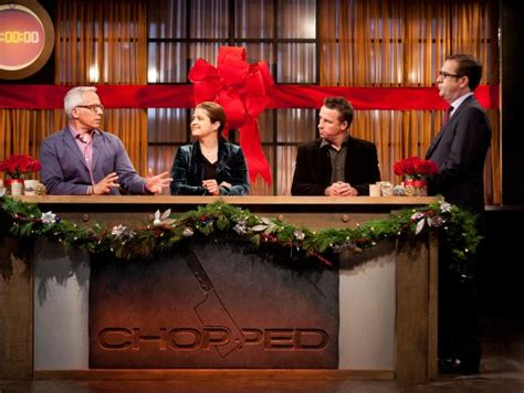 chopped holiday special fn dish
