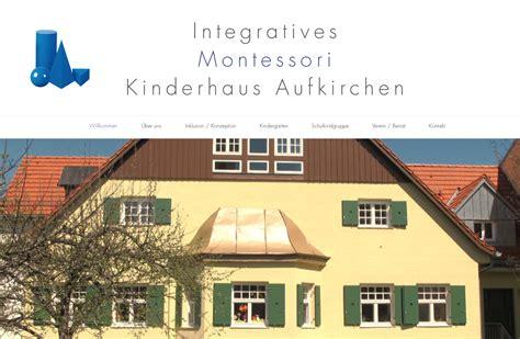 Schule Aufkirchen by Das Montessori Kinderhaus Aufkirchen Im Neuen Netzgewand Quh