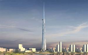 Kingdom Tower Jeddah / Adrian Smith + Gordon Gill ...