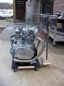 Engine Run Stand