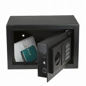 Stalwart Electronic Premium Digital Steel Safe With 2