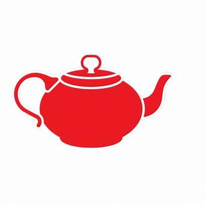Tea Teapot Giphy Tweet Darby Sime Sticker