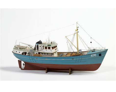 Model Boat Knots by Billing Boats B476 Nordkap Fishing Trawler Model Boat