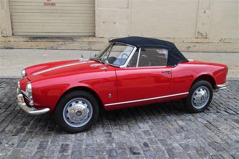 1962 Alfa Romeo by 1962 Alfa Romeo Giulietta Stock 746 For Sale Near New