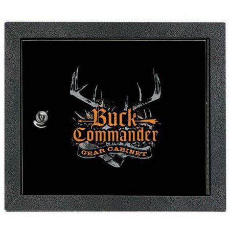Stack On Bow Cabinet by Stack On Buck Commander Bow Gear Cabinet Black Walmart