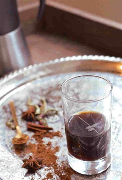 A jolt of moroccan coffee with warming spices might just put body and soul back together at any time you like. Moroccan Coffee Spicy Recipe - Moroccanzest