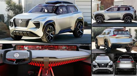 Nissan Xmotion 2020 by Nissan Xmotion Concept 2018 Pictures Information Specs