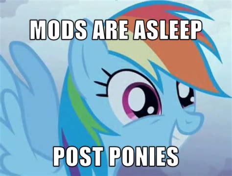 Pony Meme - my little pony friendship is magic know your meme