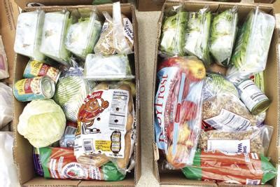 County boosts food banks, offers more pandemic assistance ...